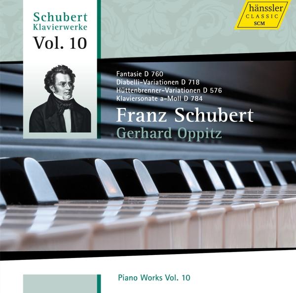 Klavierwerke Vol.10