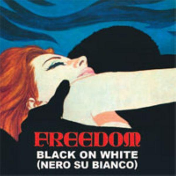 Freedom - Black On White